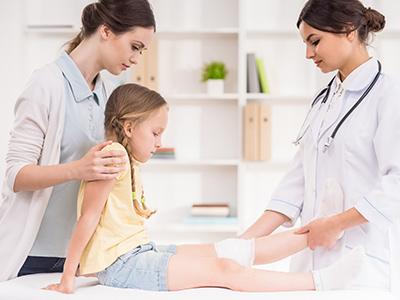 Детская травматология хирургия